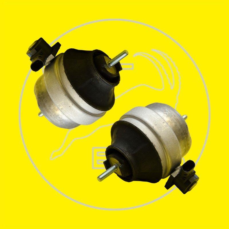 Motorlager hydrolager 2 x links rechts elektr 2 5 tdi 110kw audi