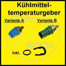 Coolant Temperature Sensors 4 pin Audi VW