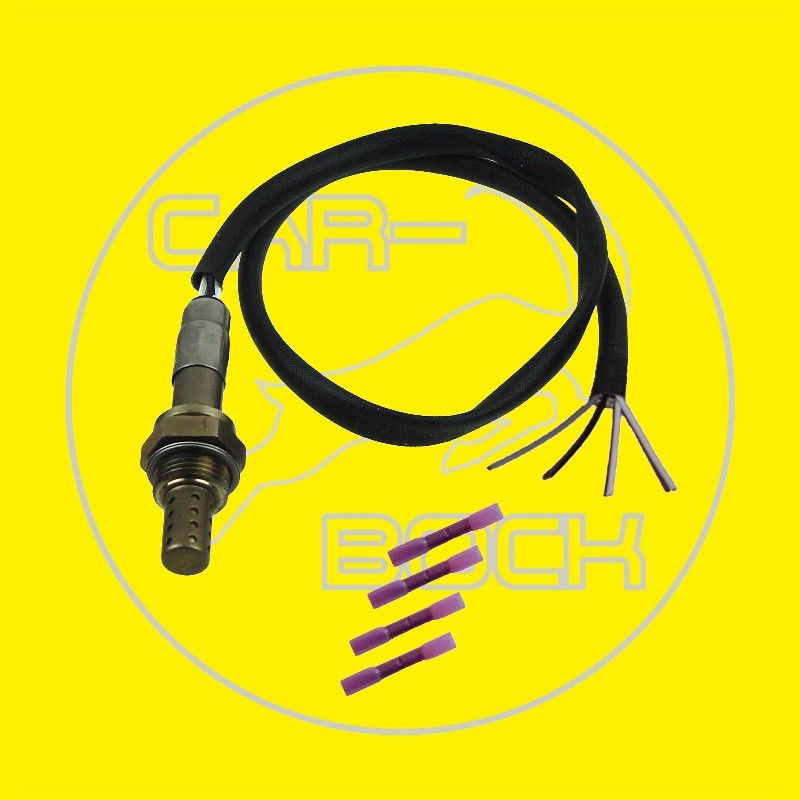 lambda probe 4 wire for vw polo 6n build year 1994 2001. Black Bedroom Furniture Sets. Home Design Ideas