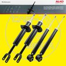 4 Shock Absorber front and rear AUDI A4 (B6) from 2001...