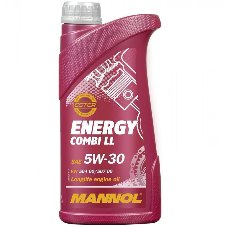 energy combi ll sae 5w 30 fully synthetic longlife iii motor oil 1l 7 00. Black Bedroom Furniture Sets. Home Design Ideas
