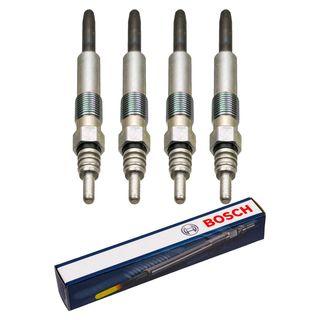 2007- DIESEL HEATER GLOW PLUGS PLUG FULL SET 4X FOR SKODA FABIA MK2 1.6