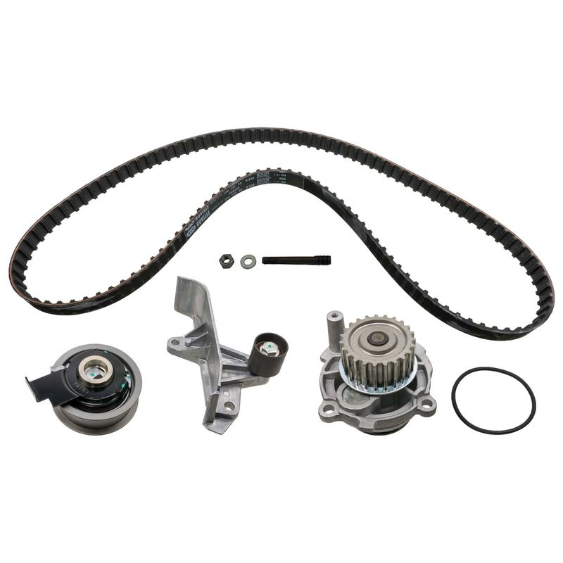 timing belt kit with water pump  retooling kit hydraulic