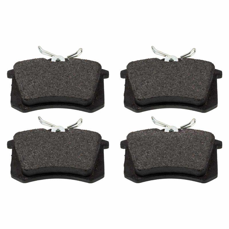 bremsbelagsatz hinten bremsbel ge vw golf 3 1h passat. Black Bedroom Furniture Sets. Home Design Ideas