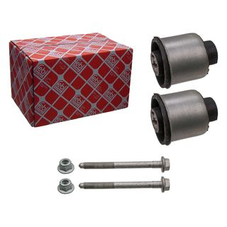 Repair kit rear axle bushing FEBI Golf 4 Polo 9N Fox A3 Ibiza Fabia Octavia 1U