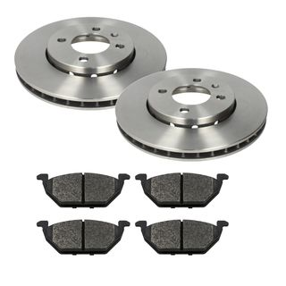 Disc Brake Kit front VW UP SEAT Mii SKODA Citigo