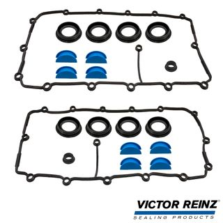 OEM Victor Reinz Valve Cover Gasket Set for 8cylinder NEW