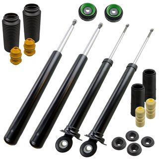 Shock absorber kit complete AUDI 80 (B4) Limousine + Estate